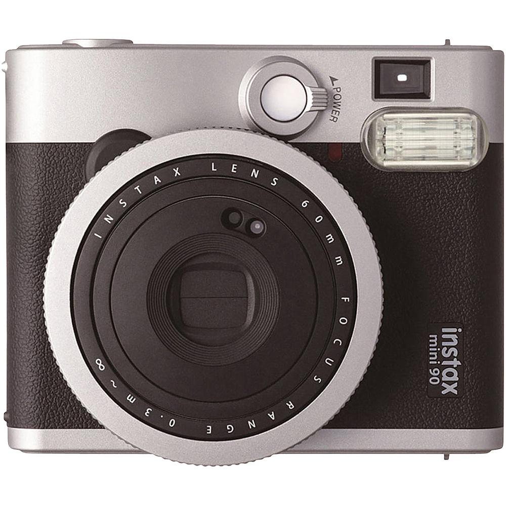 Fujifilm Instax Mini 90 Neo Classic Camera Black - Fujifilm Cameras