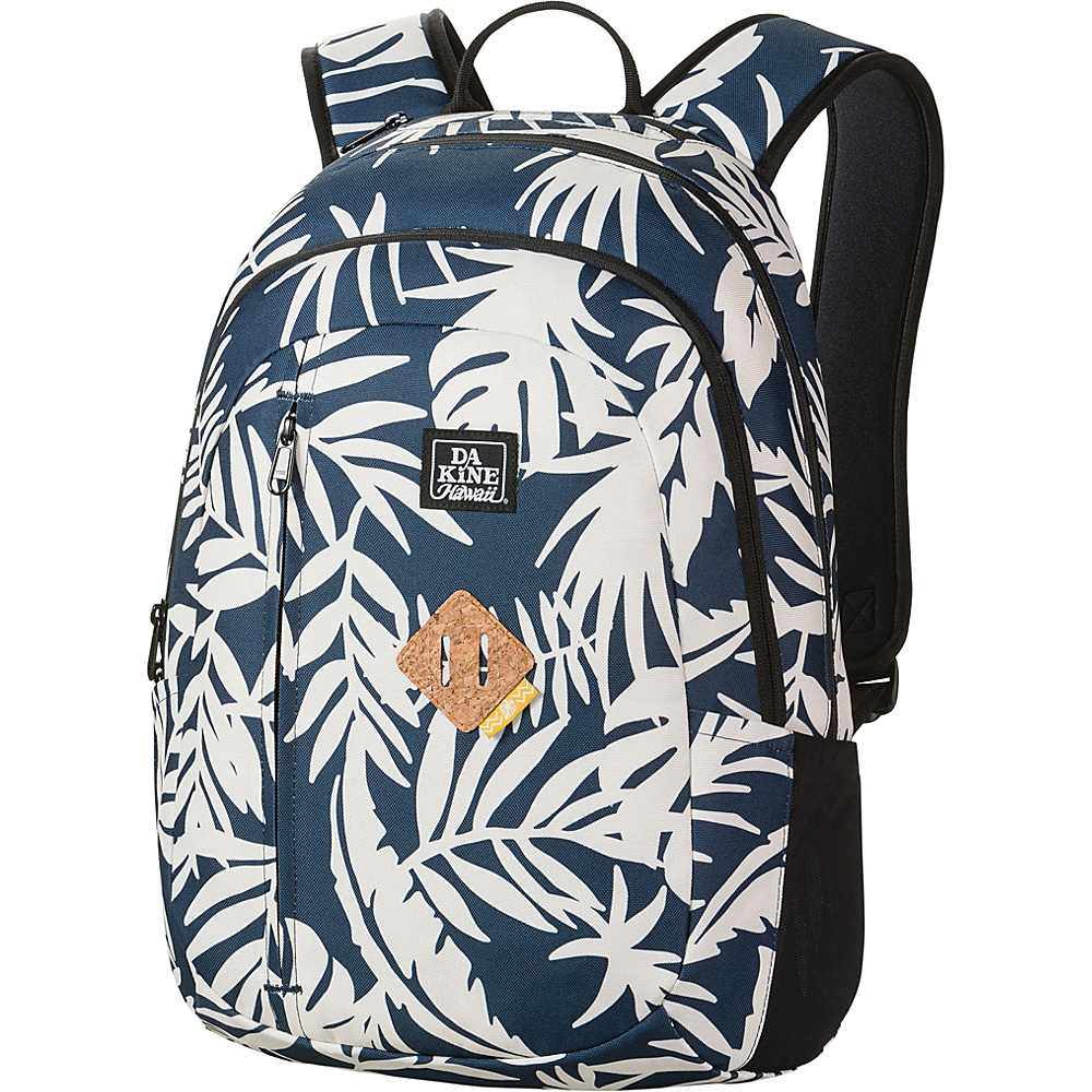 DAKINE Factor 22L Laptop Backpack MIDNIGHT WAILUA PALM - DAKINE Business & Laptop Backpacks - Backpacks, Business & Laptop Backpacks