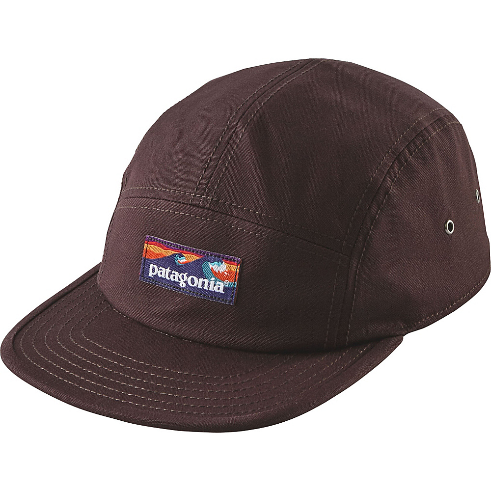 Patagonia Board Short Label Tradesmith Cap One Size - Wander Brown - Patagonia Hats/Gloves/Scarves - Fashion Accessories, Hats/Gloves/Scarves