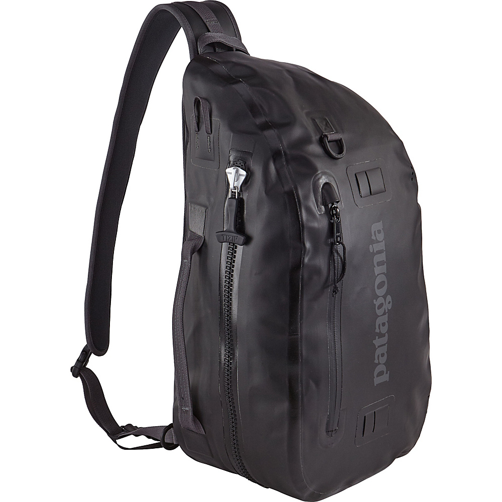Patagonia Stormfront Sling Black - Patagonia Slings - Backpacks, Slings