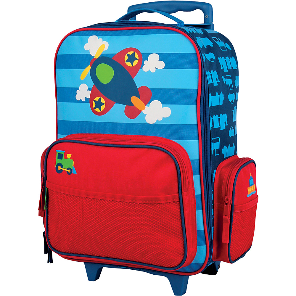 Stephen Joseph Classic Rolling Luggage Airplane - Stephen Joseph Kids Luggage - Luggage, Kids' Luggage