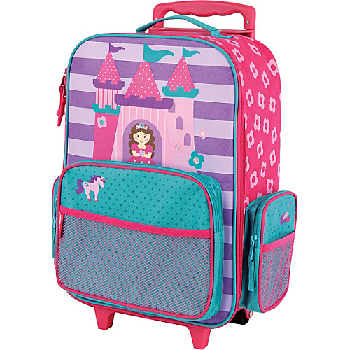 Stephen Joseph Classic Rolling Luggage Princess - Stephen Joseph Kids' Luggage