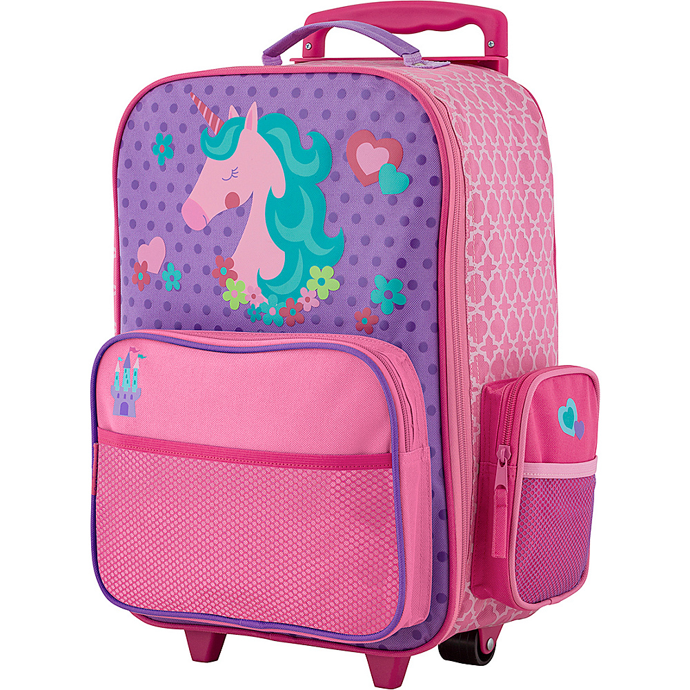 Stephen Joseph Classic Rolling Luggage Unicorn - Stephen Joseph Kids Luggage - Luggage, Kids' Luggage
