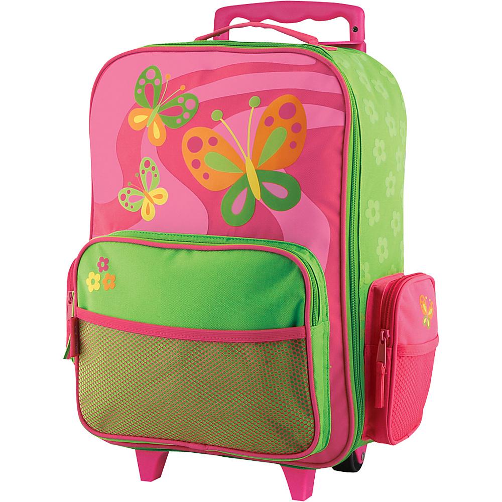 Stephen Joseph Classic Rolling Luggage Butterfly - Stephen Joseph Kids Luggage - Luggage, Kids' Luggage