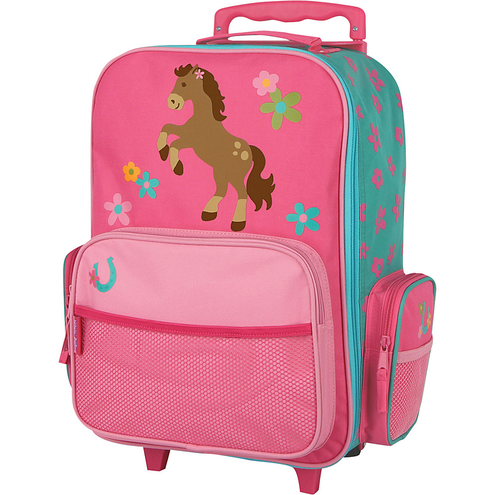 Stephen Joseph Classic Rolling Luggage Horse - Stephen Joseph Kids Luggage - Luggage, Kids' Luggage