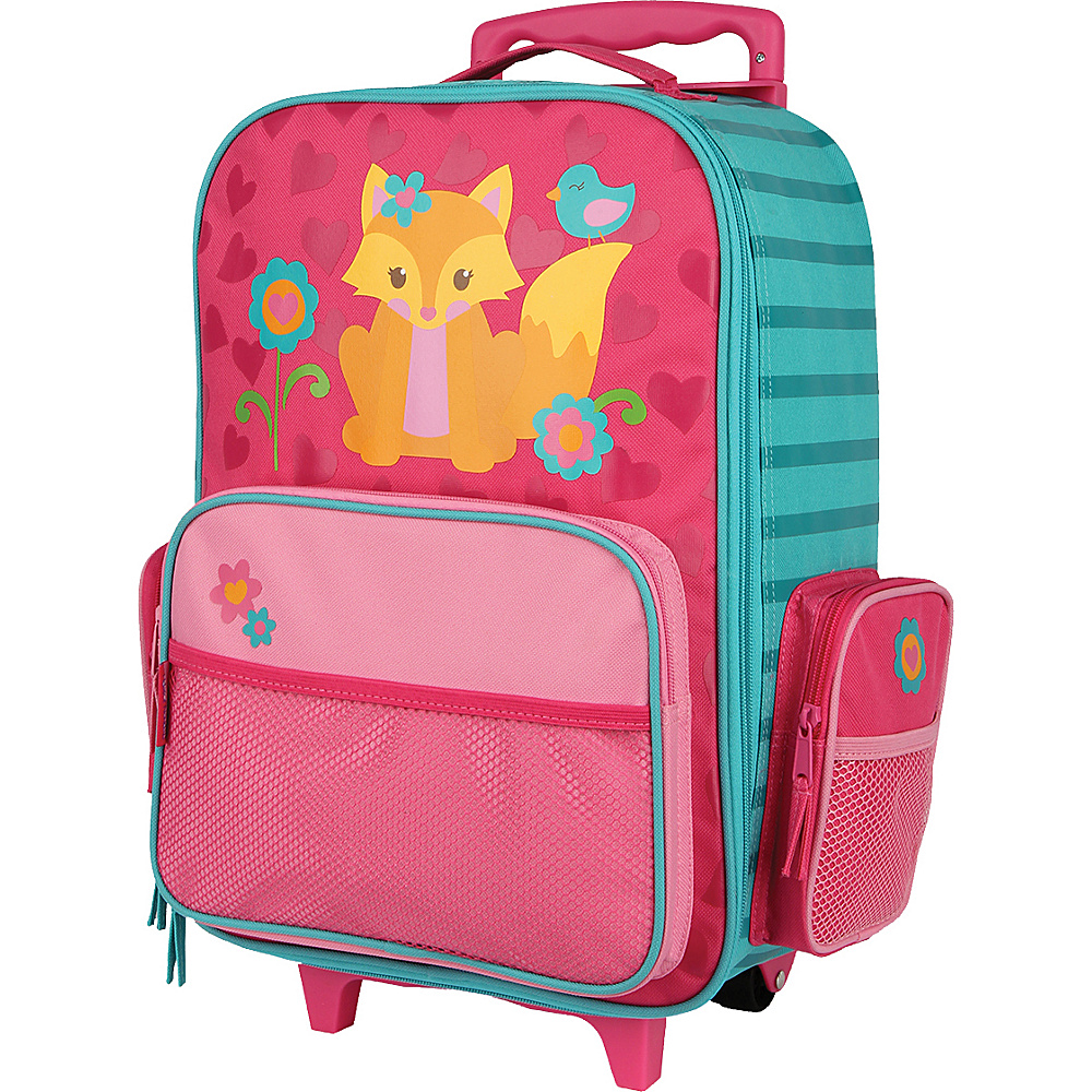 Stephen Joseph Classic Rolling Luggage Fox - Stephen Joseph Kids Luggage - Luggage, Kids' Luggage