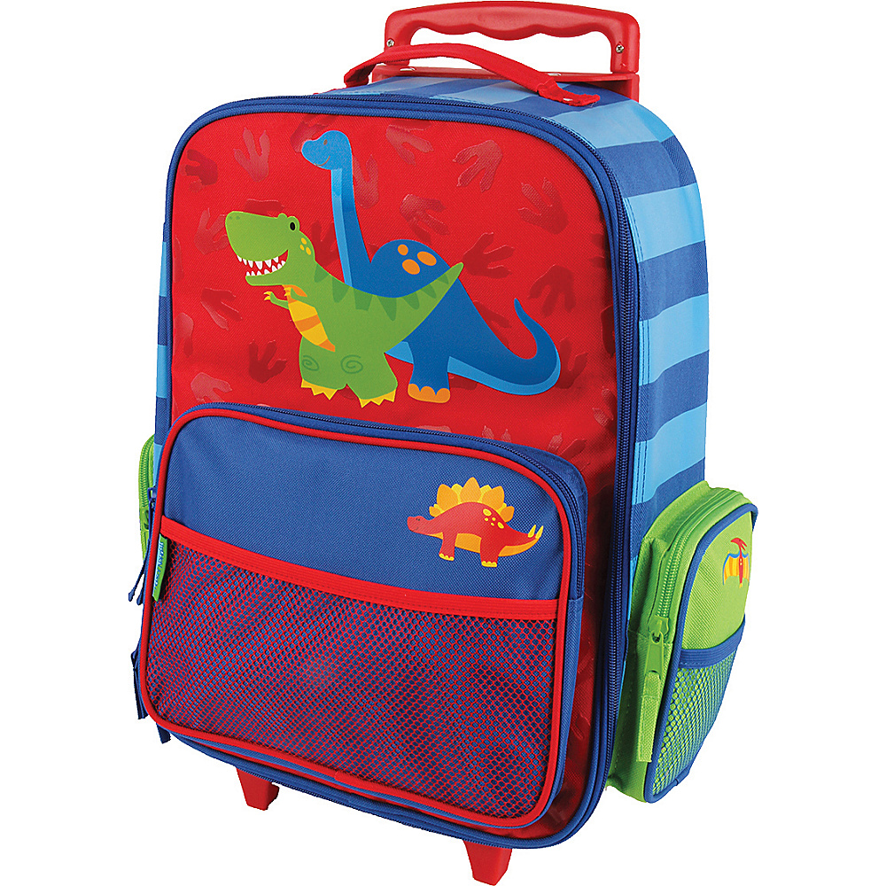 Stephen Joseph Kids Rolling Luggage Dino Stephen Joseph Softside Carry On