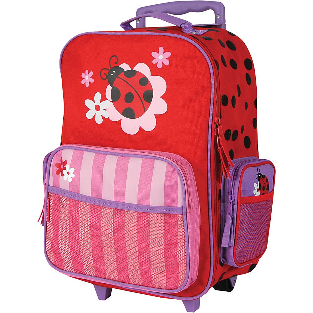 Stephen Joseph Classic Rolling Luggage Ladybug - Stephen Joseph Kids Luggage - Luggage, Kids' Luggage
