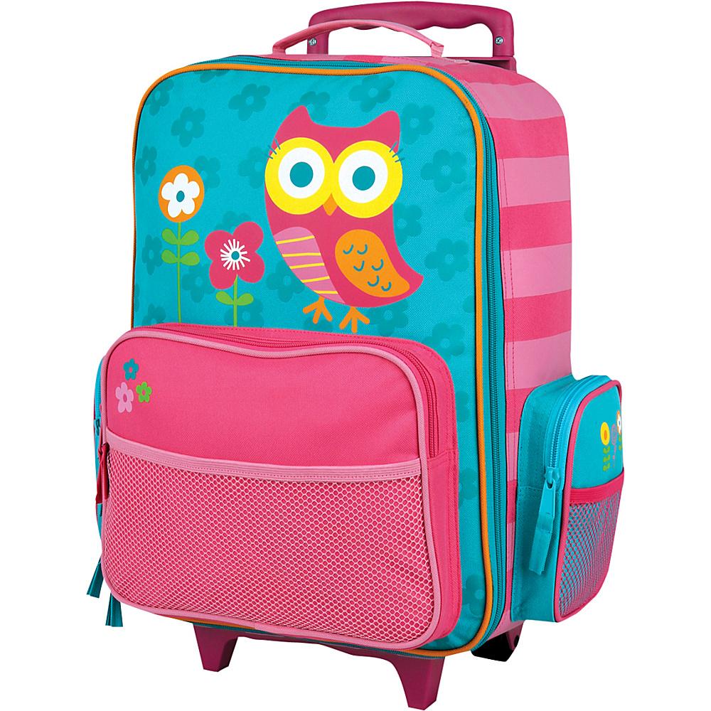 Stephen Joseph Classic Rolling Luggage Owl - Stephen Joseph Kids Luggage - Luggage, Kids' Luggage