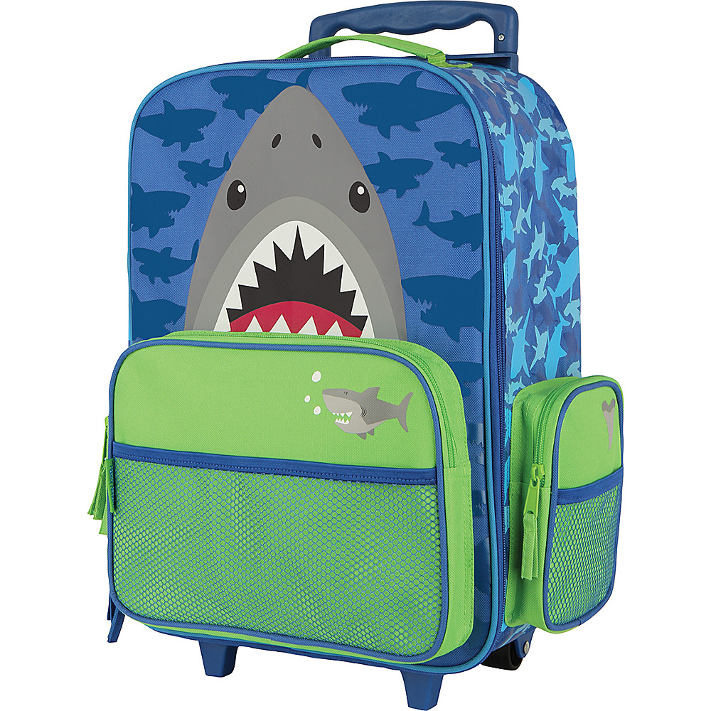 Stephen Joseph Classic Rolling Luggage Shark - Stephen Joseph Kids Luggage - Luggage, Kids' Luggage