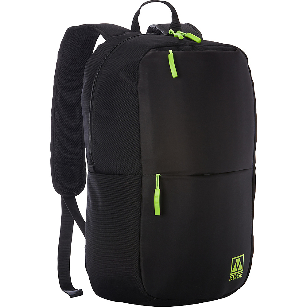 M Edge Tech Backpack with Battery Black M Edge Everyday Backpacks