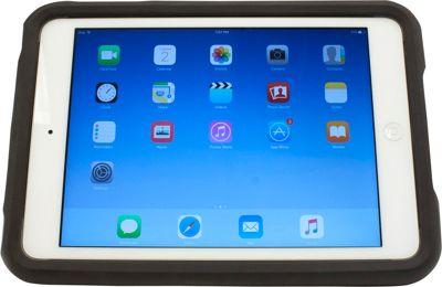 M-Edge Supershell 2 for iPad Mini 4 Black/Grey - M-Edge Electronic Cases