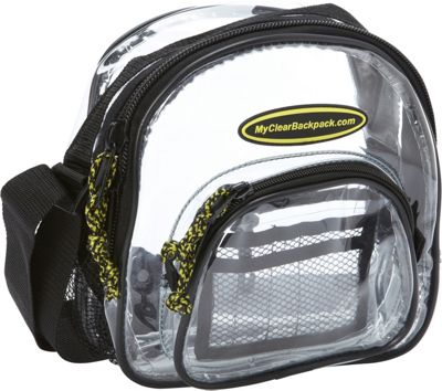 My Clear Backpack Shoulder Purse Bag Clear - My Clear Backpack Other Men's Bags