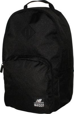 New Balance Daily Driver Backpack Black - New Balance Everyday Backpacks
