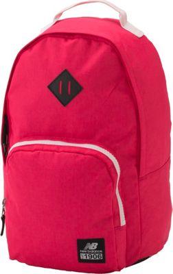 New Balance Daily Driver Backpack Pomegranate - New Balance Everyday Backpacks