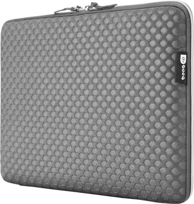 Booq Taipan Spacesuit 13 Laptop Sleeve Grey - Booq Electronic Cases