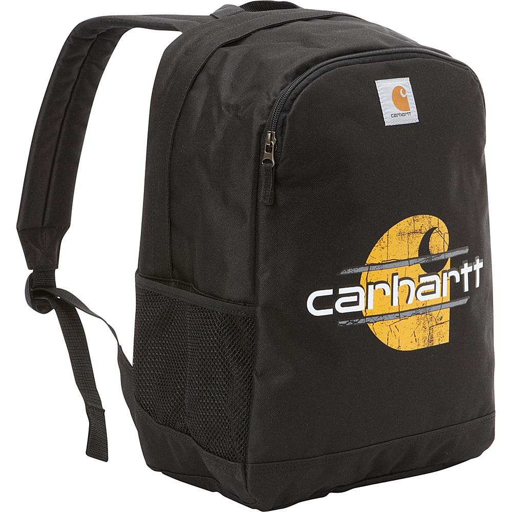 Carhartt Traditional Pack Black Big C Carhartt Everyday Backpacks