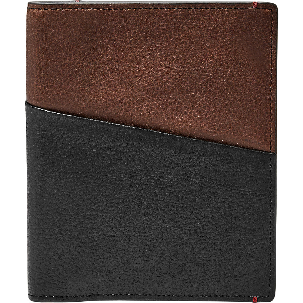 Fossil RFID Passport Case Black - Fossil Travel Wallets - Travel Accessories, Travel Wallets