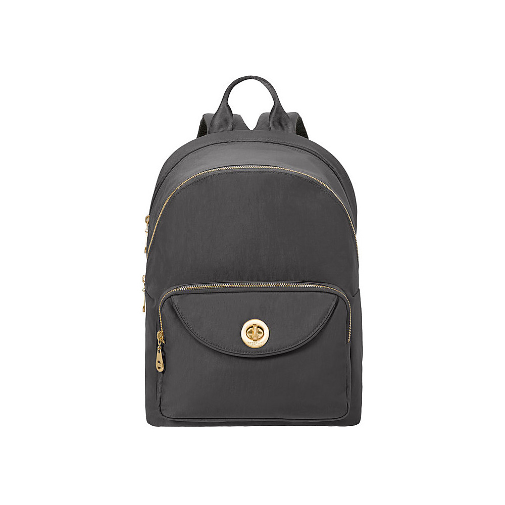 baggallini Brussels Laptop Backpack Charcoal - baggallini Business & Laptop Backpacks - Backpacks, Business & Laptop Backpacks