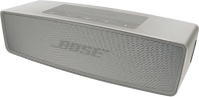 Bose SoundLink Mini Bluetooth Speaker II Pearl - Bose Headphones & Speakers