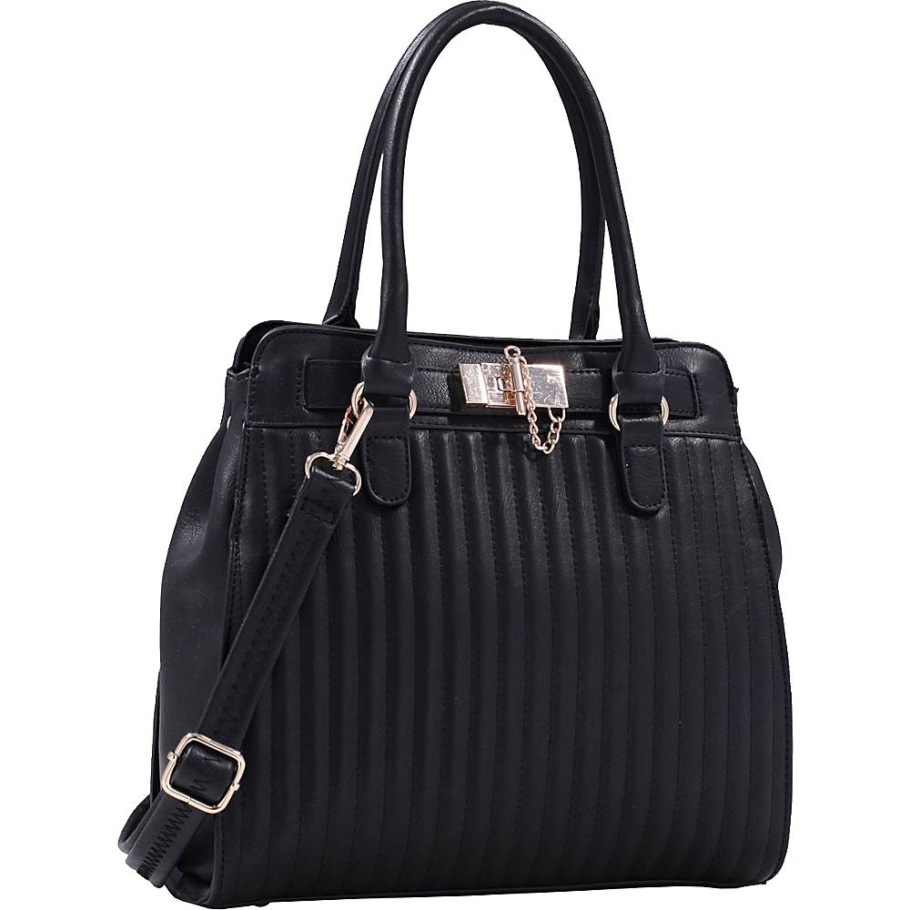 MKF Collection Pessy Handbag Black - MKF Collection Gym Bags - Sports, Gym Bags