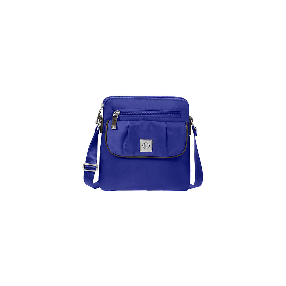 baggallini Dilly Dally Crossbody - Retired Colors COBALT - baggallini Fabric Handbags
