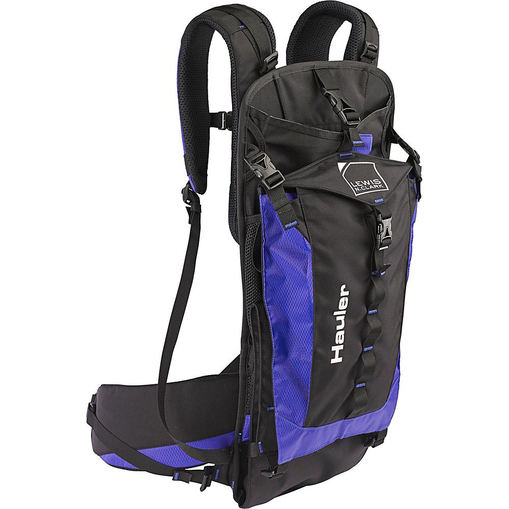Lewis N. Clark Hauler Harness Black Lewis N. Clark Other Sports Bags