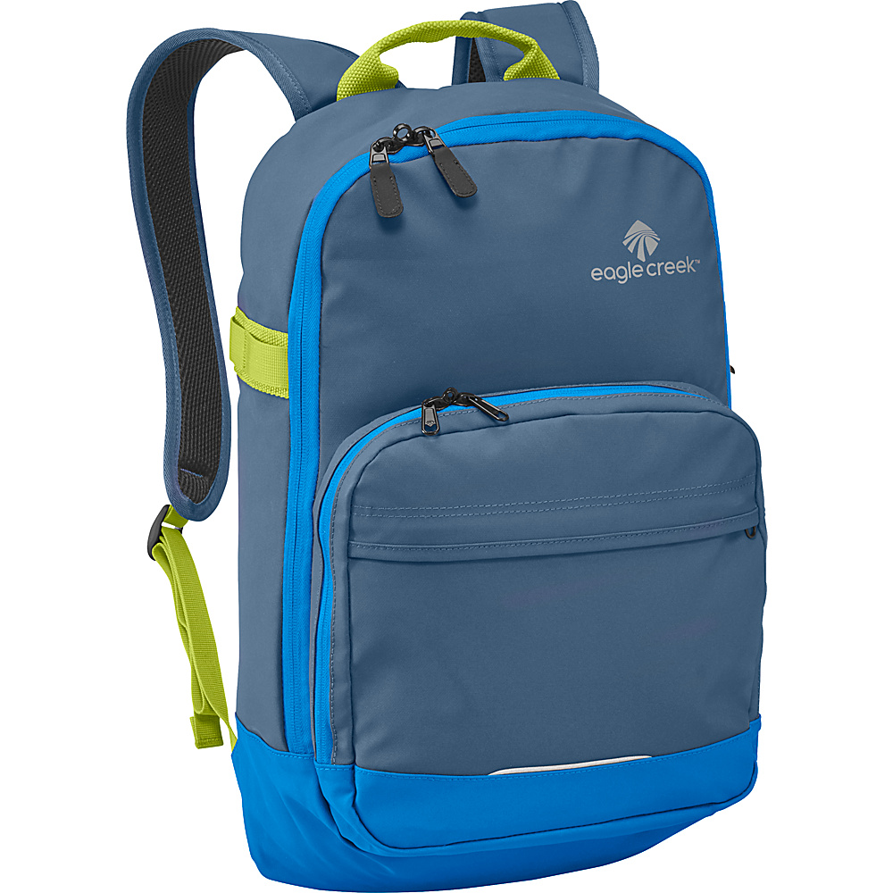 Eagle Creek No Matter What Classic Backpack Slate Blue - Eagle Creek Business & Laptop Backpacks - Backpacks, Business & Laptop Backpacks