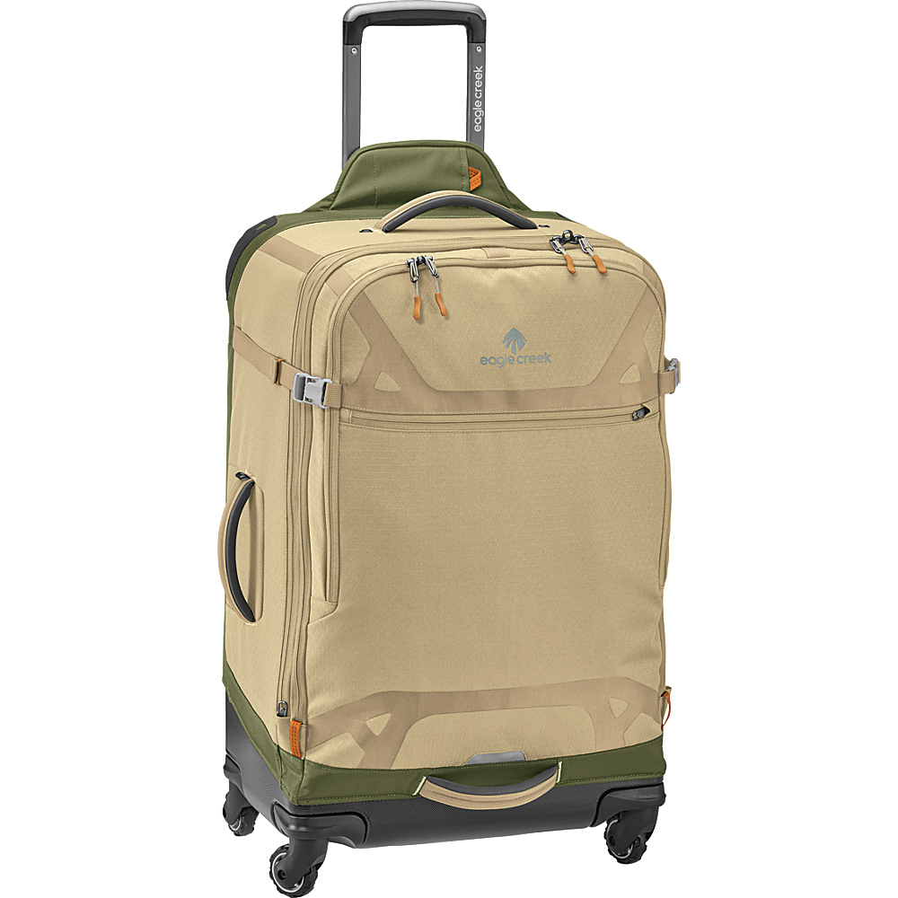 Eagle Creek Gear Warrior AWD 29 Tan/Olive - Eagle Creek Softside Checked - Luggage, Softside Checked