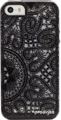 Prodigee Prodigee Scene Case for iPhone 5/5s/SE Lace Black - Prodigee Electronic Cases