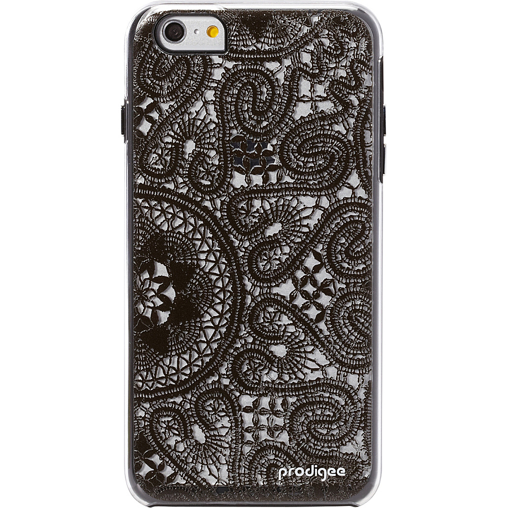 Prodigee Show Lace Case for iPhone 6 Plus 6s Plus Lace Black Prodigee Electronic Cases