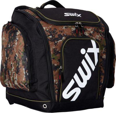 Swix Camo Tri Pack Ski Boot Bag Camo - Swix Ski and Snowboard Bags