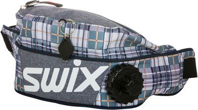 Swix Small Drink Belt Grey-10900 - Swix Hydration Packs and Bottles
