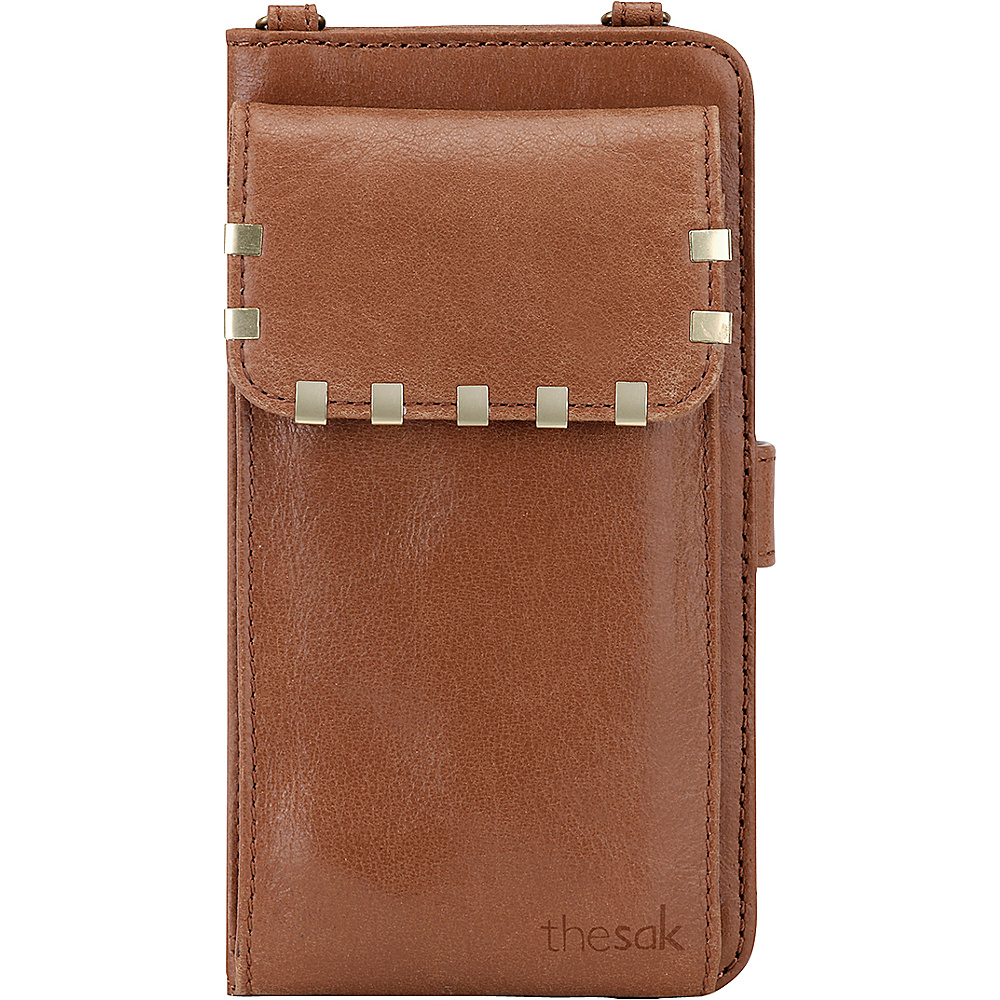 The Sak Sanibel Phone Wallet Tobacco Staples The Sak Women s Wallets