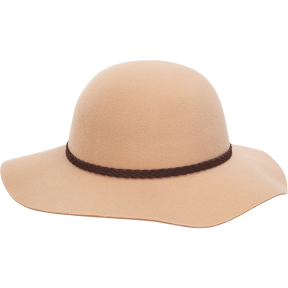 Adora Hats Fashion Floppy Hat Camel Adora Hats Hats Gloves Scarves