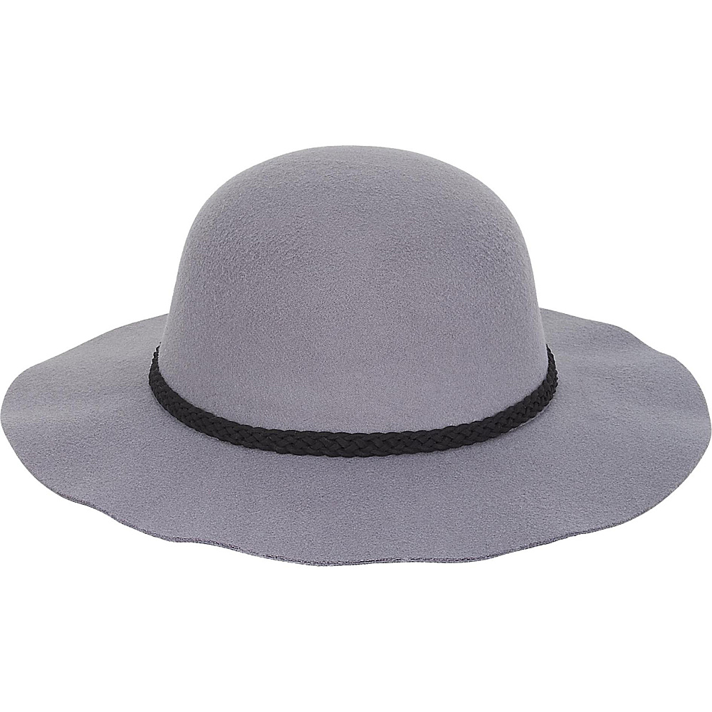Adora Hats Fashion Floppy Hat Slate Grey Adora Hats Hats Gloves Scarves