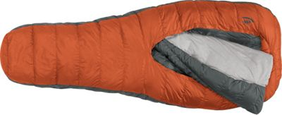 Sierra Designs Backcountry Bed 600 27-Degree, Long Red Clay / Smoked Pearl - Sierra Designs Outdoor Accessories
