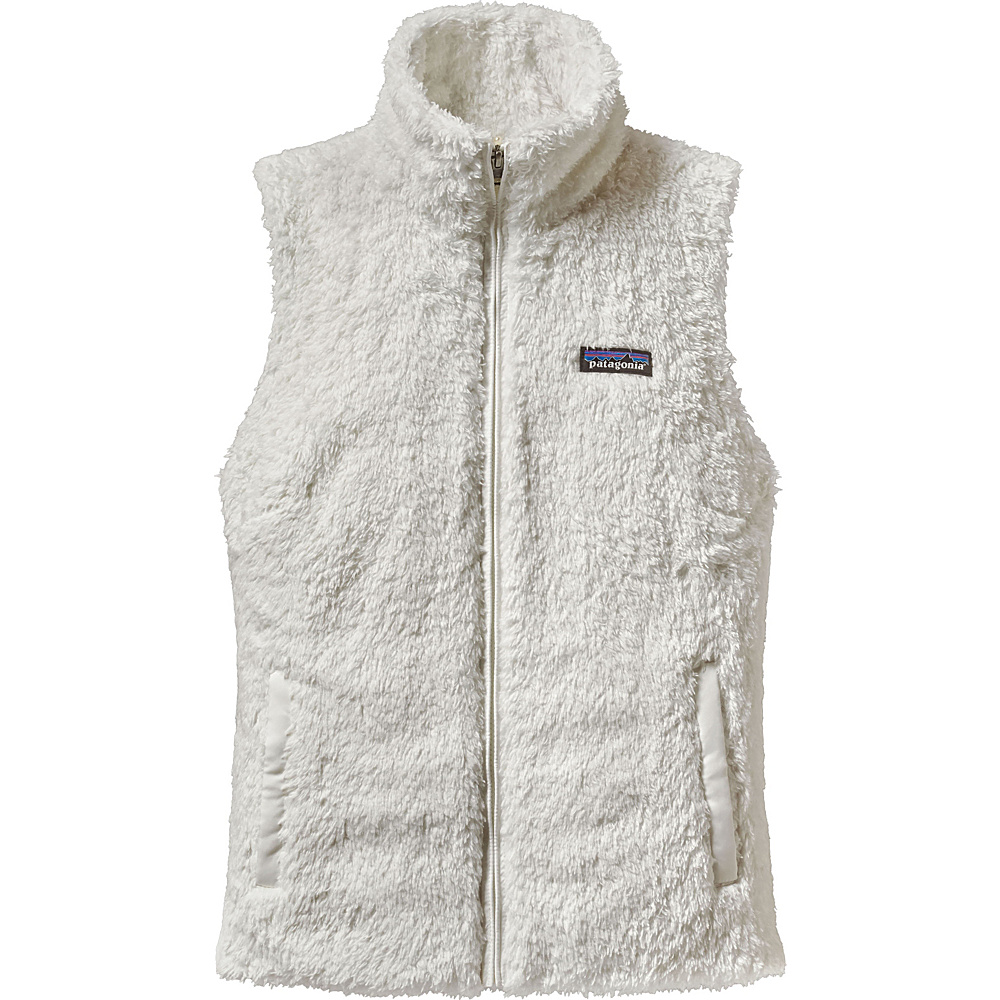 Patagonia Womens Los Gatos Vest XS - Birch White - Patagonia Womens Apparel - Apparel & Footwear, Women's Apparel
