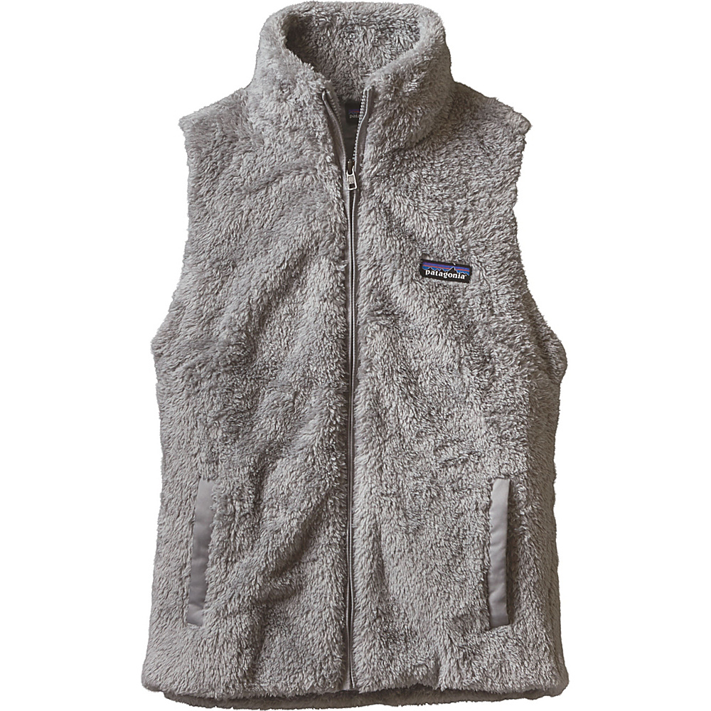 Patagonia Womens Los Gatos Vest L - Drifter Grey - Patagonia Womens Apparel - Apparel & Footwear, Women's Apparel