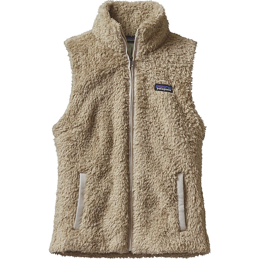 Patagonia Womens Los Gatos Vest XL - El Cap Khaki - Patagonia Womens Apparel - Apparel & Footwear, Women's Apparel