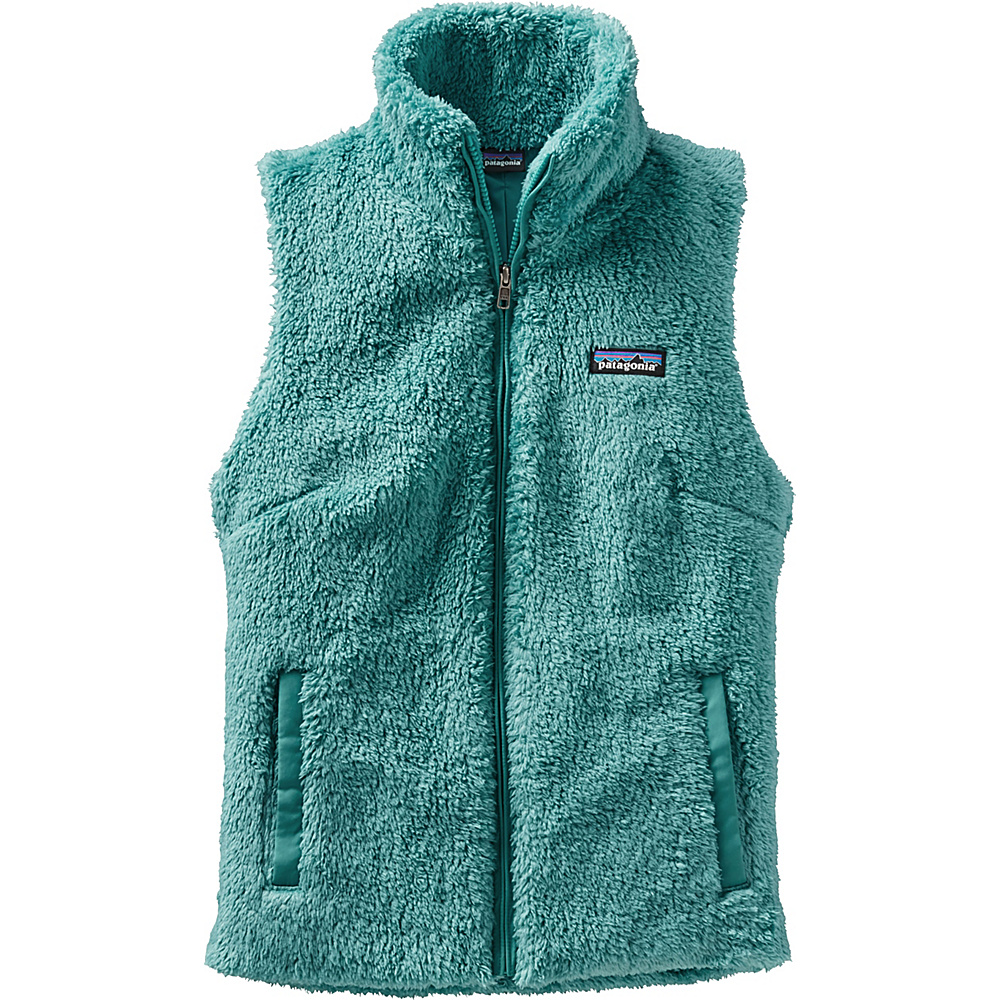 Patagonia Womens Los Gatos Vest XS - Mogul Blue - Patagonia Womens Apparel - Apparel & Footwear, Women's Apparel