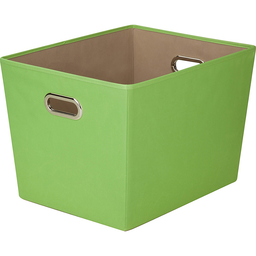 Honey Can Do Large Decorative Storage Bin With Handles All