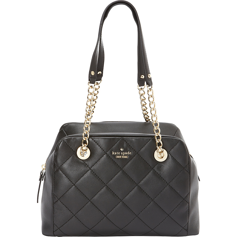 kate spade new york Emerson Place Dewy Black kate spade new york Designer Handbags
