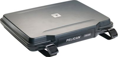 Pelican 1080-020-110 1085 HardBack Case with Foam for 14 inch Netbooks Black - Pelican Electronic Cases