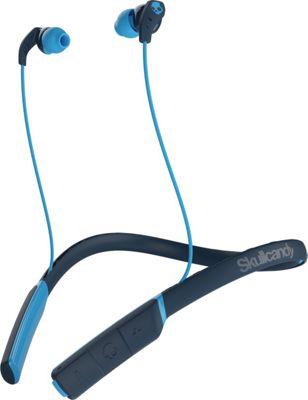 Skullcandy Ingram Method Bluetooth Wireless In-Ear Headset Navy/Blue - Skullcandy Ingram Headphones & Speakers