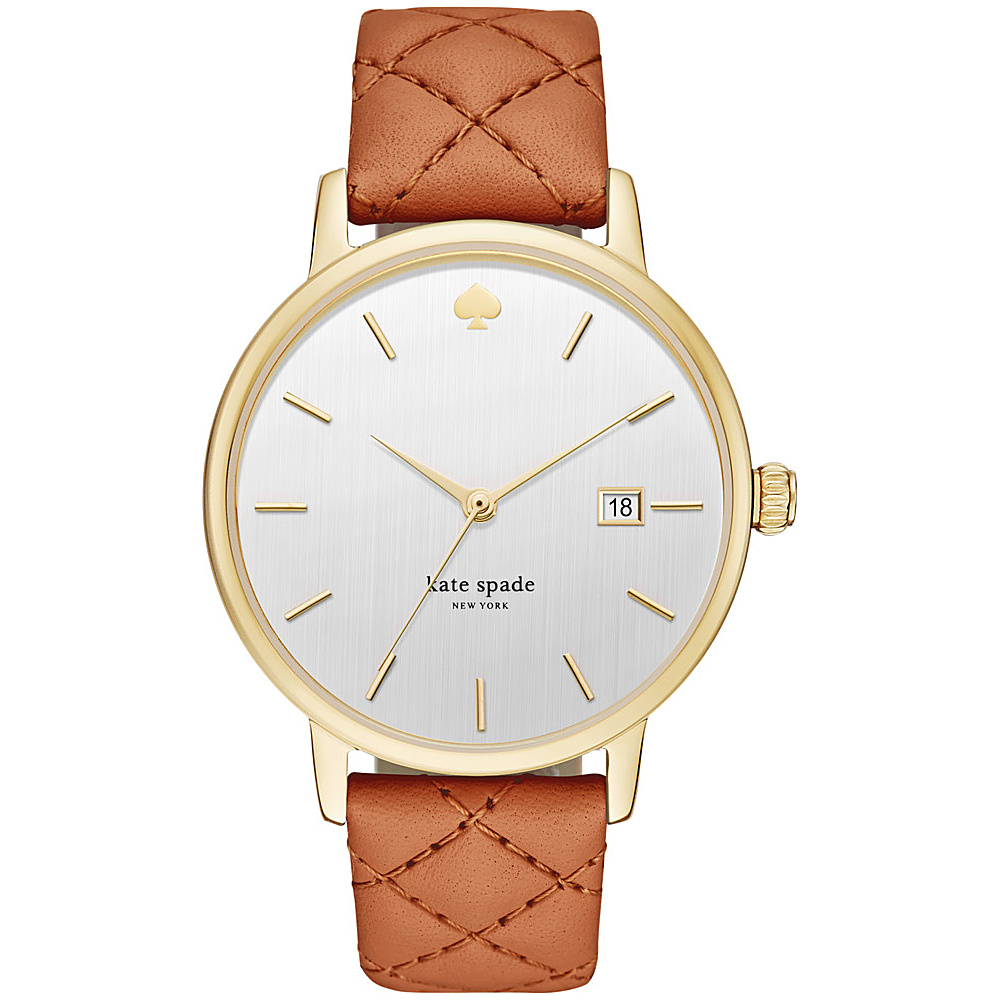 kate spade watches Grand Metro Watch Brown kate spade watches Watches