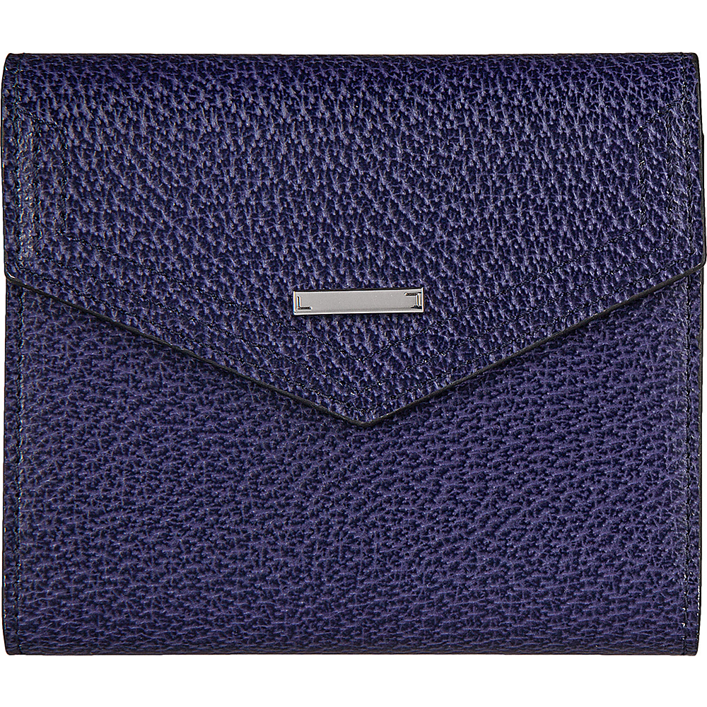 Lodis Stephanie Under Lock and Key Lana French Purse Midnight - Lodis Womens Wallets - Women's SLG, Women's Wallets