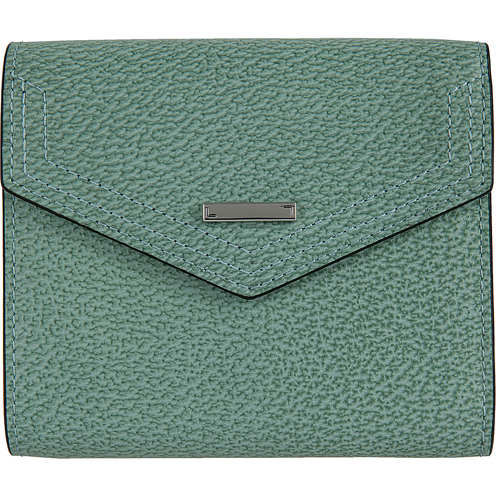 Lodis Stephanie Under Lock and Key Lana French Purse Ocean - Lodis Womens Wallets - Women's SLG, Women's Wallets
