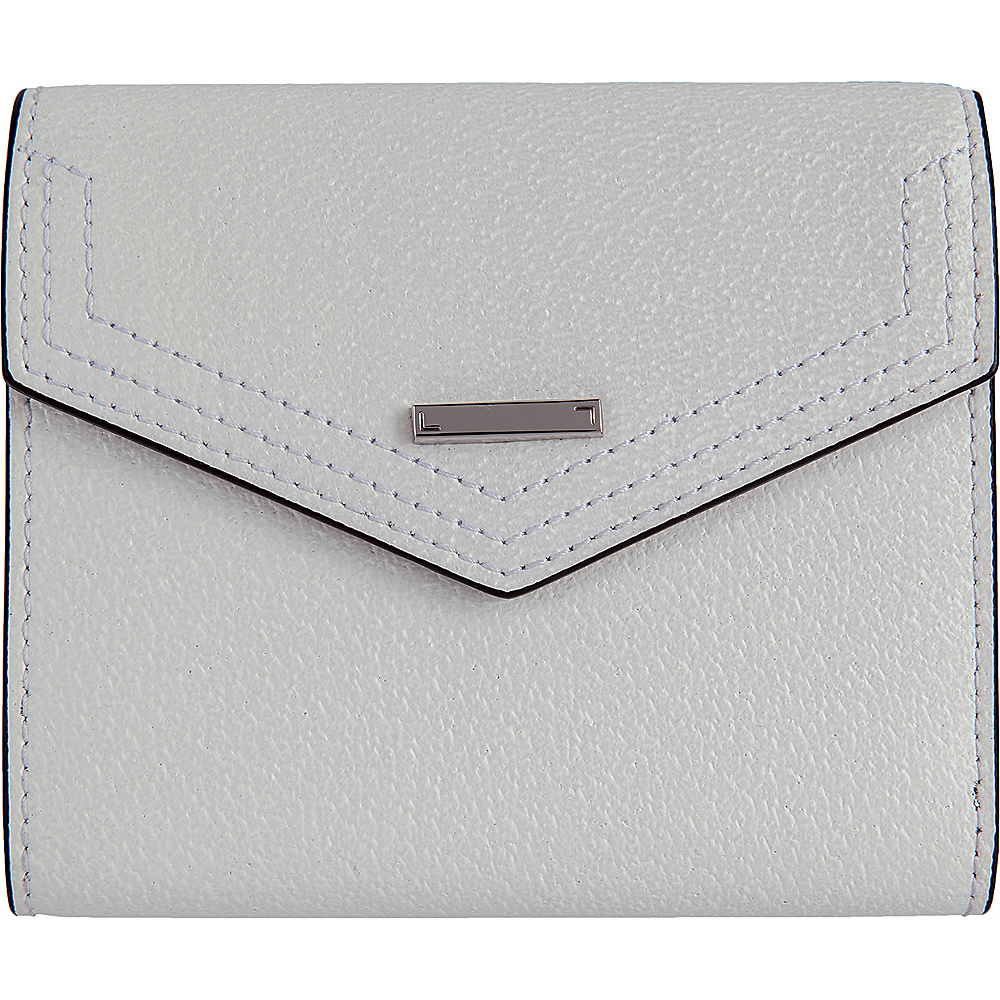 Lodis Stephanie Under Lock and Key Lana French Purse White - Lodis Womens Wallets - Women's SLG, Women's Wallets