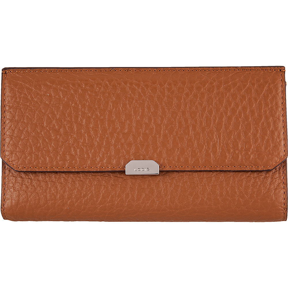 Lodis Borrego Under Lock and Key Amanda Continental Clutch Toffee - Lodis Womens Wallets - Women's SLG, Women's Wallets